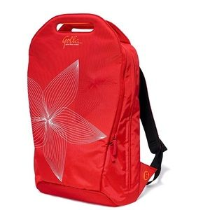 Golla Const G831 16 inch Laptop Backpack, Red 🎒